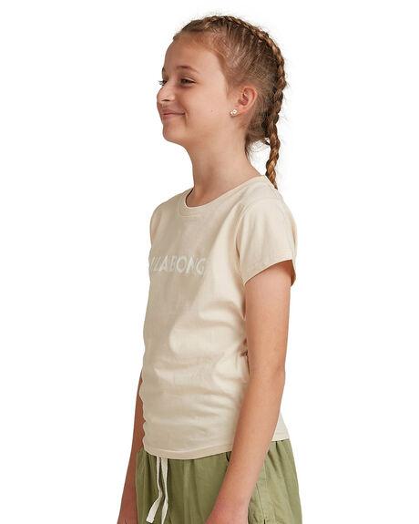 EGGNOG KIDS GIRLS BILLABONG TOPS - BB-5517001-EGG