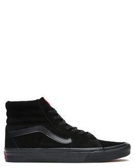 BLACK BLACK MENS FOOTWEAR VANS SNEAKERS - SSVN00D5IBKAM