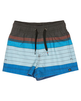 IMPERIAL BLUE KIDS TODDLER BOYS QUIKSILVER BOARDSHORTS - EQKJV03021BRC6