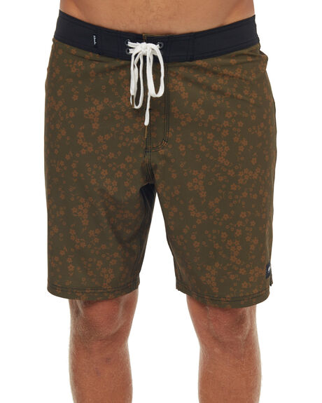 ARMY MENS CLOTHING AFENDS BOARDSHORTS - M181303ARM