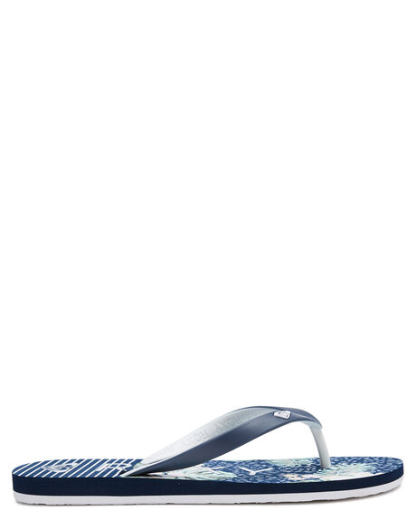DARK NAVY KIDS GIRLS ROXY THONGS - ARGL100279NA0