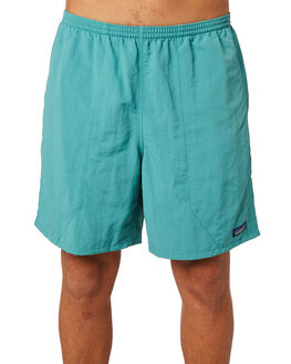BERYL GREEN MENS CLOTHING PATAGONIA BOARDSHORTS - 58034BRYG