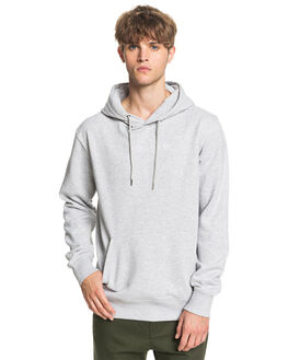 ATHLETIC HEATHER MENS CLOTHING QUIKSILVER JUMPERS - EQYFT04159-SGRH