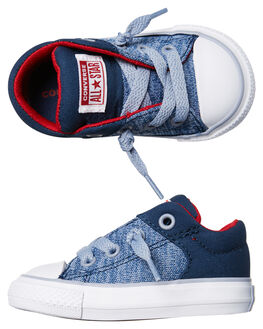 NAVY GALCIER KIDS TODDLER BOYS CONVERSE FOOTWEAR - 760721NVY