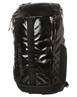 BLACK MENS ACCESSORIES PATAGONIA BAGS + BACKPACKS - 49296BLK