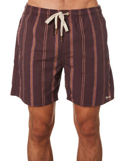 COFFEE MENS CLOTHING AFENDS SHORTS - M191350COF