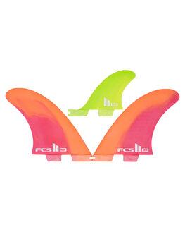 NEON BOARDSPORTS SURF FCS FINS - FMRX-PC04-XL-TS-RNEO