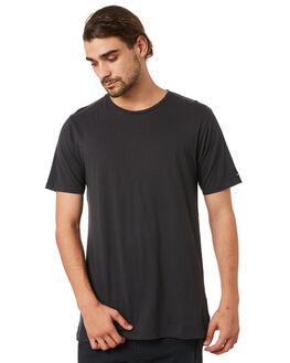 VINTAGE BLACK MENS CLOTHING ZANEROBE TEES - 101-METVBLK
