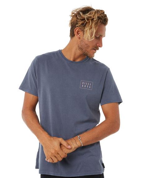 WASHED SLATE MENS CLOTHING BILLABONG TEES - 9585027WSLT