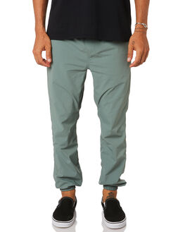 CLAY GREEN MENS CLOTHING HURLEY PANTS - MPT000067034T