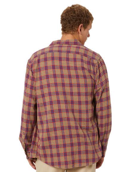 TAN MENS CLOTHING DEPACTUS SHIRTS - D5214171TAN