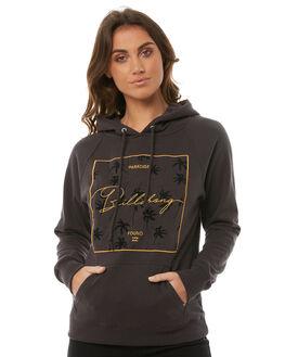 OFF BLACK WOMENS CLOTHING BILLABONG JUMPERS - 6585743OBLK