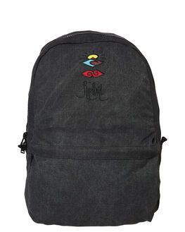 BLACK MENS ACCESSORIES RIP CURL BAGS + BACKPACKS - BBPWA10090