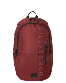 WINE MENS ACCESSORIES BILLABONG BAGS + BACKPACKS - 9681008BWINE