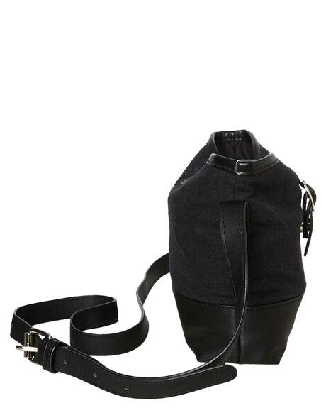 BLACK WOMENS ACCESSORIES RUSTY BAGS + BACKPACKS - BFL1023BLK