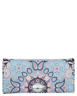 AQUA WOMENS ACCESSORIES BILLABONG PURSES + WALLETS - 6681204AAQUA