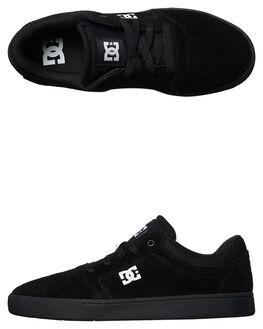 BLACK BLACK WHITE MENS FOOTWEAR DC SHOES SNEAKERS - ADYS100029XKKW