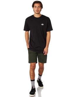 VINTAGE WHITE MENS CLOTHING DICKIES TEES - K4180115VNWHT