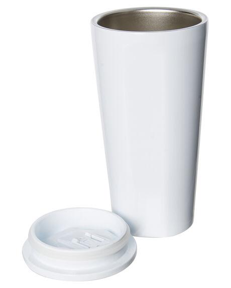 WHITE MENS ACCESSORIES CORKCICLE DRINKWARE - CI3TDWMWWHT