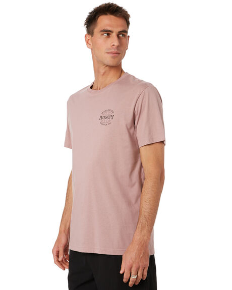 BARK MENS CLOTHING RUSTY TEES - TTM2360BR1