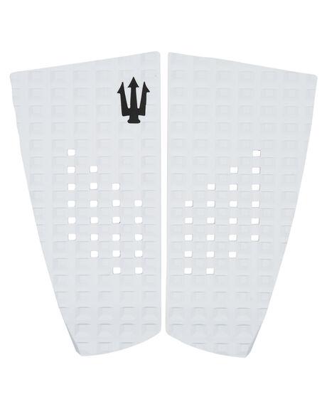 WHITE BOARDSPORTS SURF FK SURF TAILPADS - 1216WHT