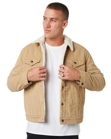 TRUE CHINO MENS CLOTHING LEVI'S JACKETS - 16365-0066
