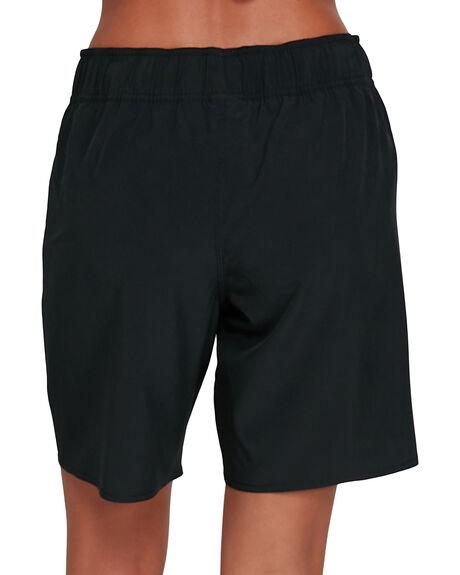 BLACK WOMENS CLOTHING BILLABONG SHORTS - BB-6504583-BLK
