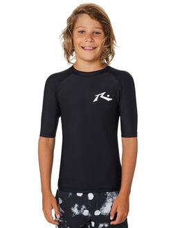 BLACK BOARDSPORTS SURF RUSTY BOYS - STB0144BLK