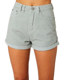 SEA FOAM WOMENS CLOTHING INSIGHT SHORTS - 1000083387SEA