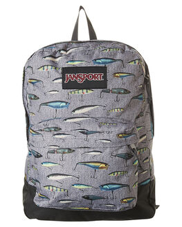 MULTI FISHING LINES MENS ACCESSORIES JANSPORT BAGS - JST60G-0WW