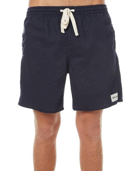 NAVY MENS CLOTHING RHYTHM SHORTS - OCT17M-JM02-NAV