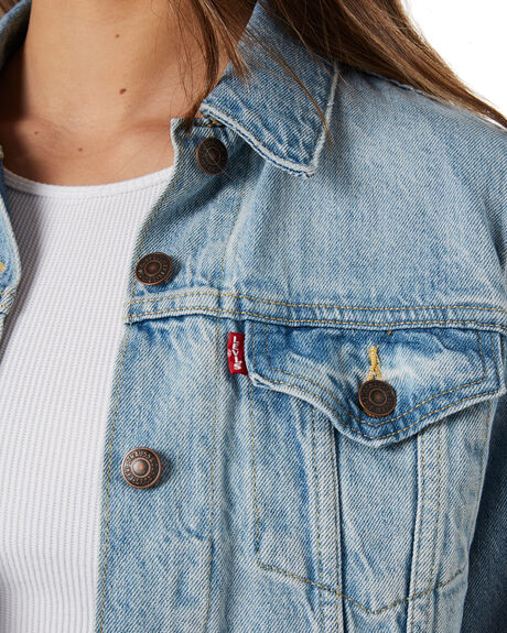 LITTLE WONDER WOMENS CLOTHING LEVI'S JACKETS - A0803-0002LWON