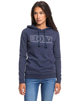 MOOD INDIGO WOMENS CLOTHING ROXY JUMPERS - ERJFT04179-BSP0
