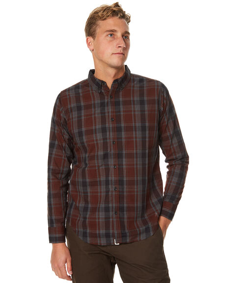 OVERDYE OUTLET MENS OURCASTE SHIRTS - W1002ODGRY