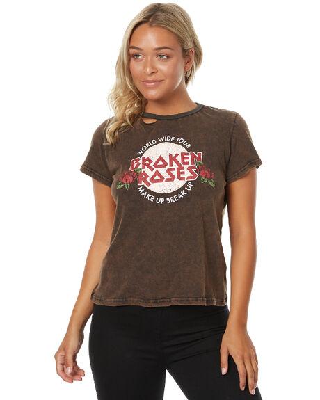 MULTI WOMENS CLOTHING MINKPINK TEES - MP1702008MLT