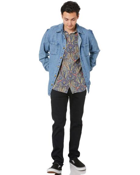 VENICE BLUE MENS CLOTHING INSIGHT SHIRTS - 5000005187BLU
