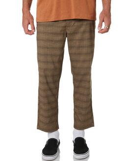 GLEN PLAID MENS CLOTHING MISFIT PANTS - MT085607GLEN