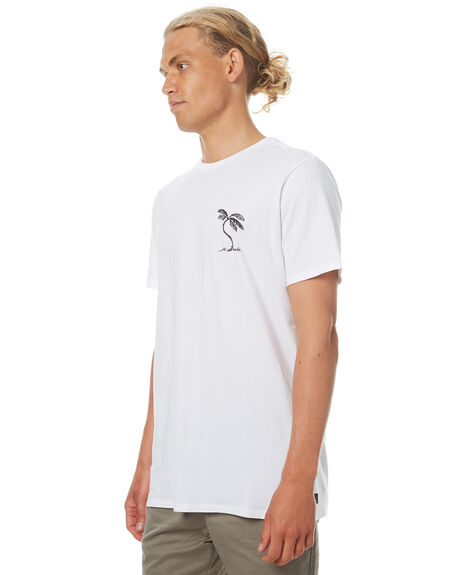WHITE MENS CLOTHING SWELL TEES - S5161004WHT