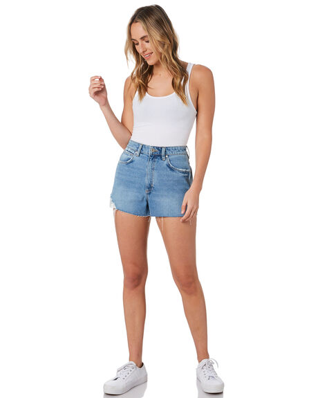MISS JANE WOMENS CLOTHING ABRAND SHORTS - 71872-5124