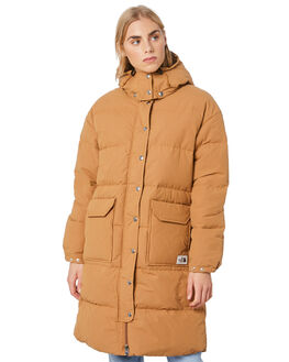 CEDAR BROWN WOMENS CLOTHING THE NORTH FACE JACKETS - NF0A3YSKWXE