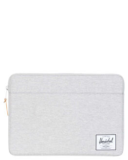 LIGHT GREY XHATCH UNISEX ADULTS HERSCHEL SUPPLY CO BAGS - 10054-01460-15LGRY