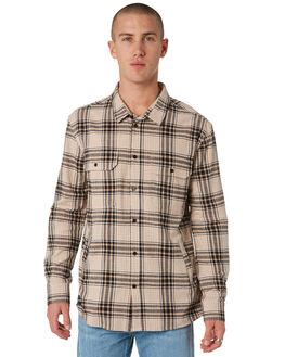 BEIGE MENS CLOTHING RPM SHIRTS - 8PMT13BBEIGE