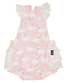 PINK KIDS BABY ROCK YOUR BABY CLOTHING - BGB19104-SPPNK