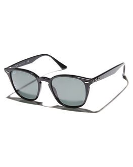 BLACK UNISEX ADULTS RAY-BAN SUNGLASSES - 0RB425860171
