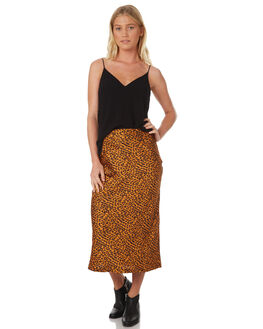 LEOPARD WOMENS CLOTHING TWIIN SKIRTS - IE19S1439LEO