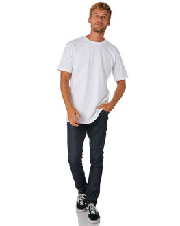 WHITE MENS CLOTHING AS COLOUR TEES - 5026WHITE