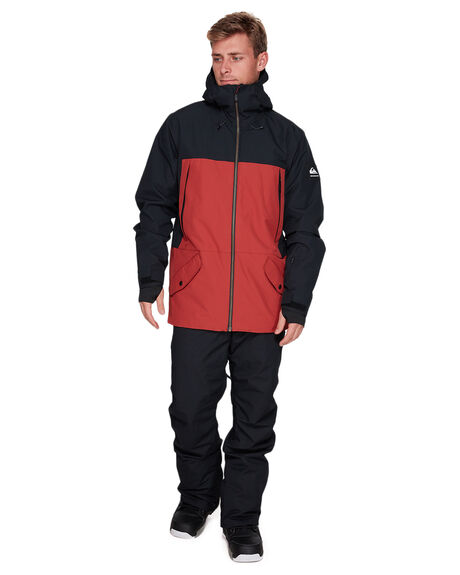 BLACK BOARDSPORTS SNOW QUIKSILVER MENS - EQYTJ03216-KVJ0