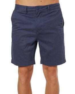 OMBRE BLUE MENS CLOTHING GLOBE SHORTS - GB01216001OMBLU