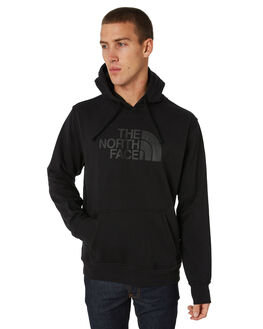 BLACK MENS CLOTHING THE NORTH FACE JUMPERS - NF00CH2PKT0