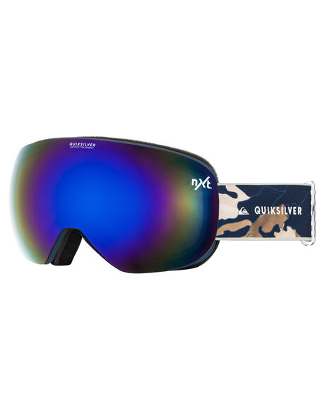 EVERGLADE NATURE BOARDSPORTS SNOW QUIKSILVER GOGGLES - EQYTG03108-BSS2
